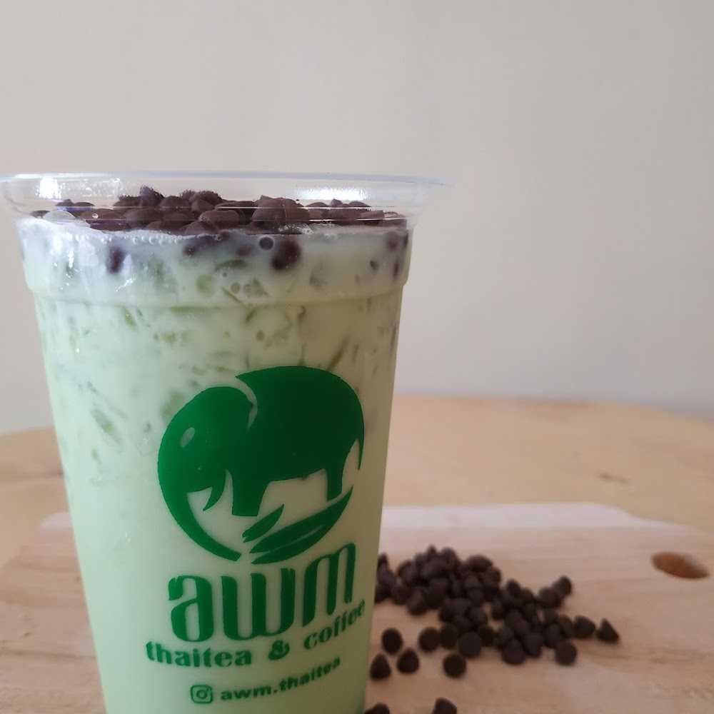 Kuliner AWM Thai Tea Gancahan