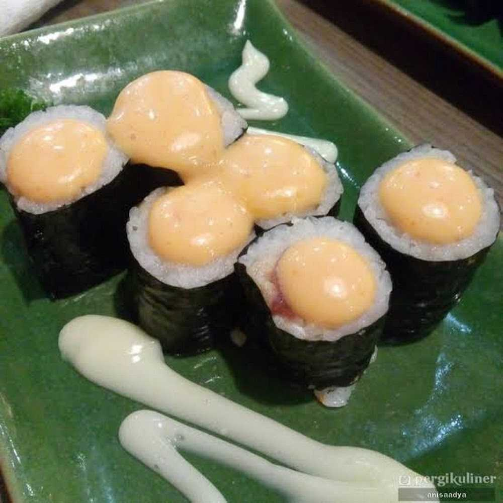 Kuliner ICHIBAN SUSHI CIBUBUR JUNCTION
