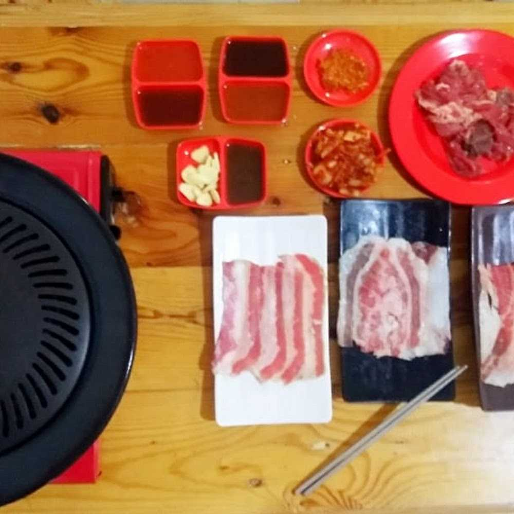 Kuliner Kedai Siituu Korean BBQ ALL U CAN EAT & Indonesian Food