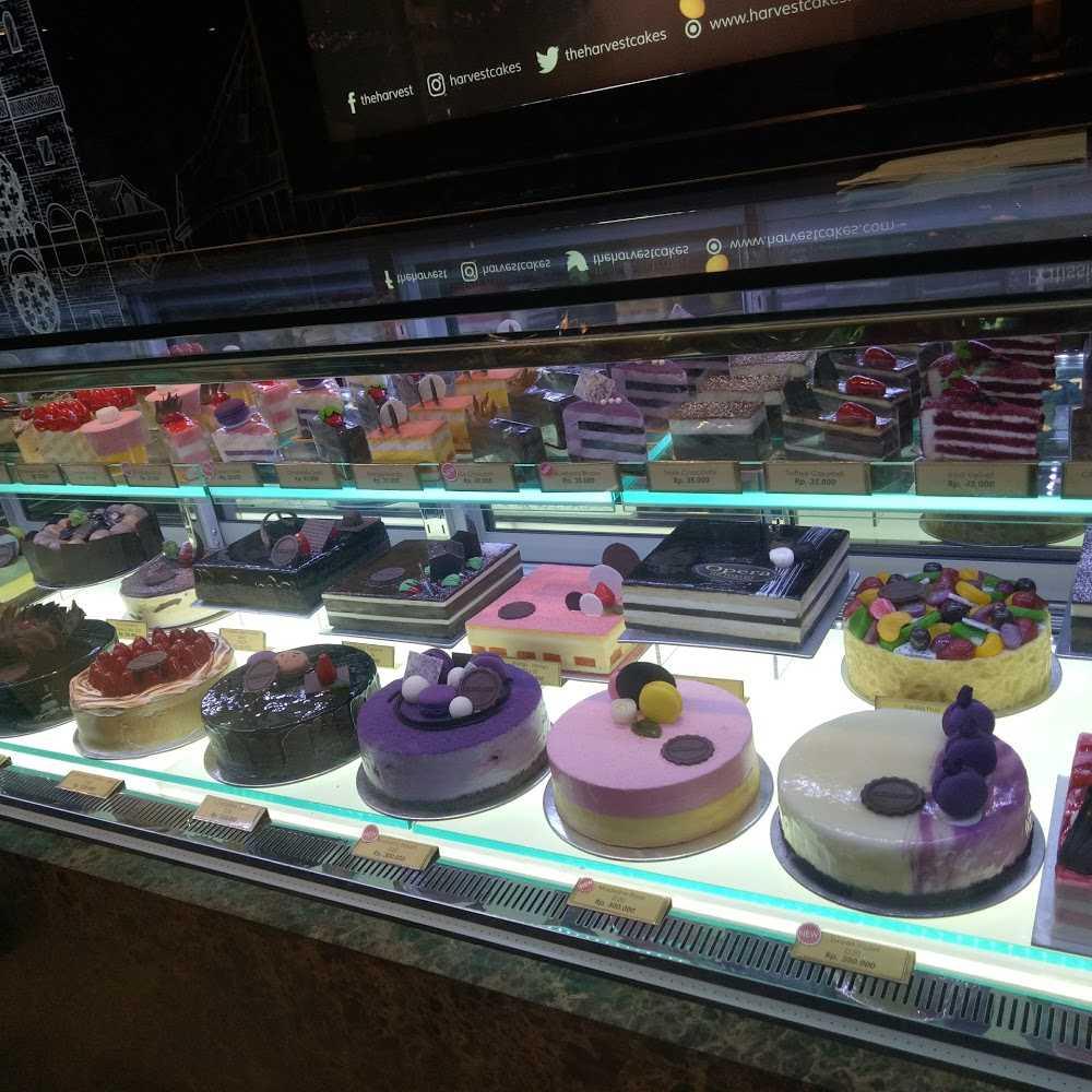 Kuliner The Harvest Cakes - Thamrin
