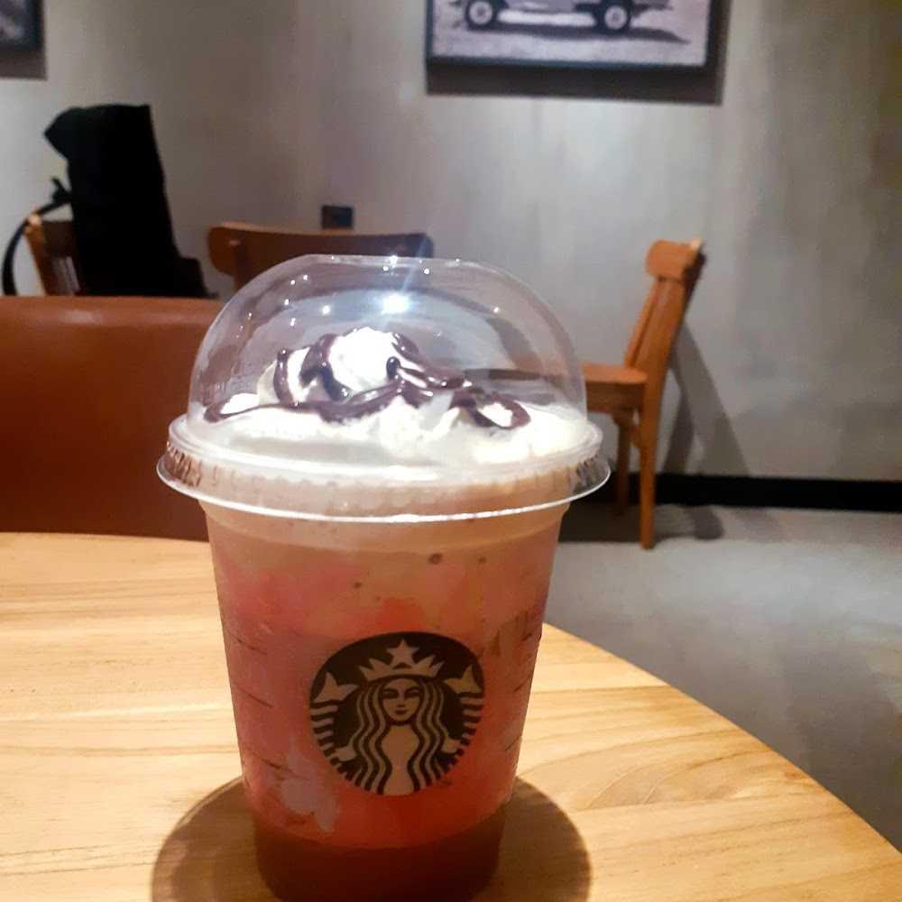 Kuliner Starbucks Pondok Bambu