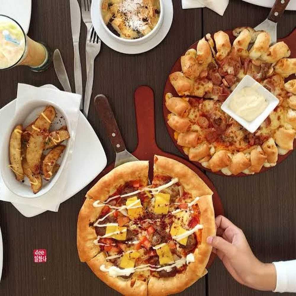 Kuliner Pizza Hut Restoran - Puri Indah Mall