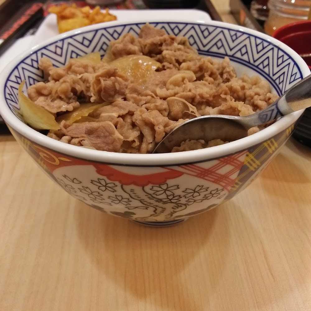 Kuliner Yoshinoya Rajawali