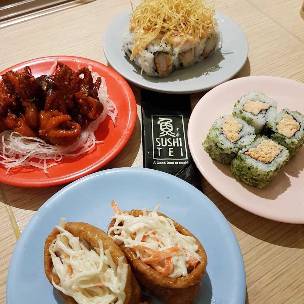 Kuliner Sushi Tei - Ciputra World