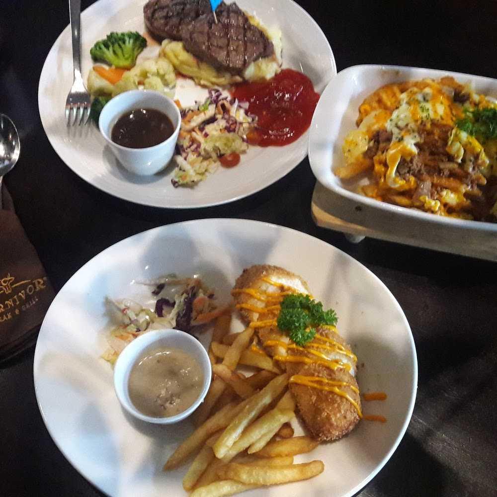 Kuliner Carnivor Steak & Grill Surabaya