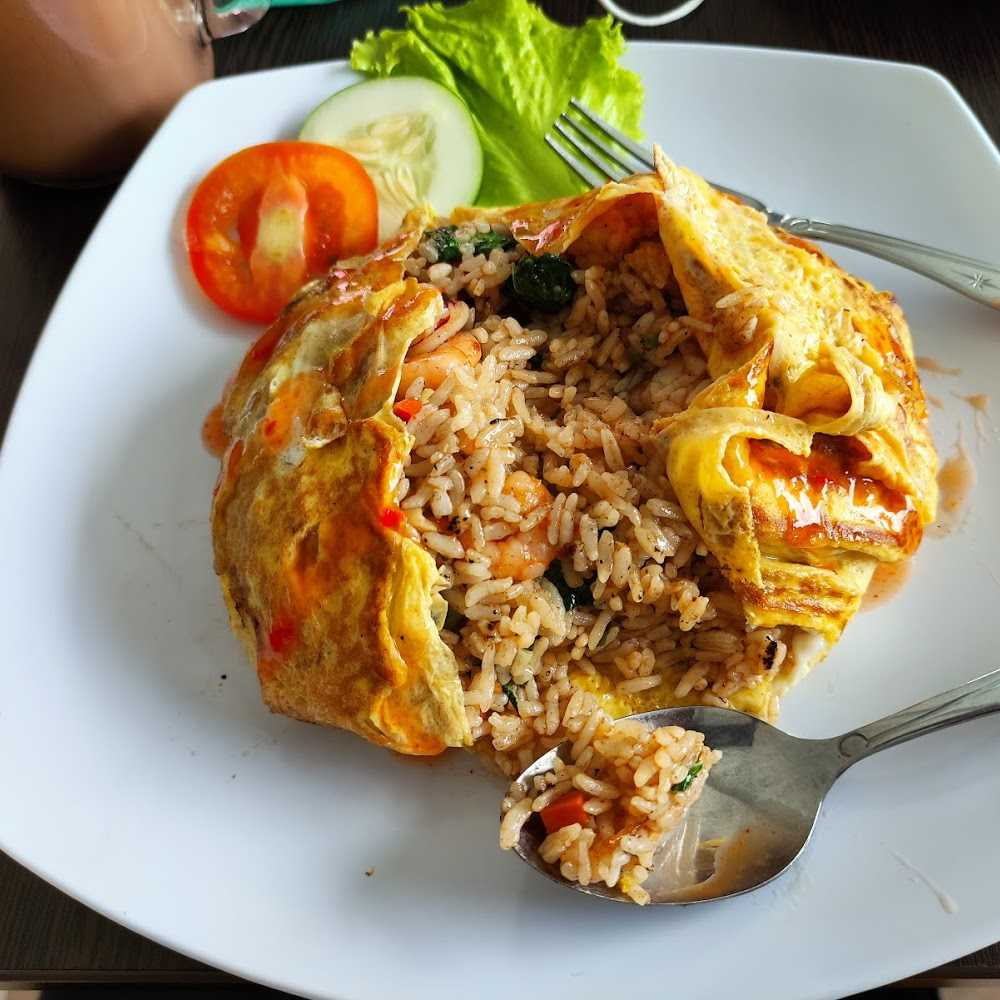 Kuliner GH CORNER Restoran Malaysia Halal Surabaya
