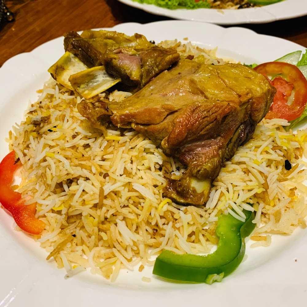 Kuliner Larazeta Middle East Restaurant & Gallery
