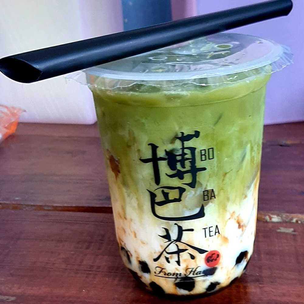 Kuliner Hana Boba Tea