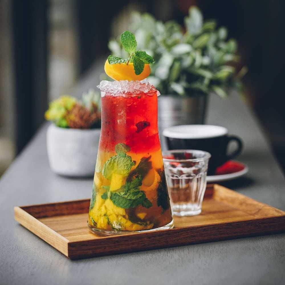 Kuliner The Arbanat Kitchen Cafe Lounge